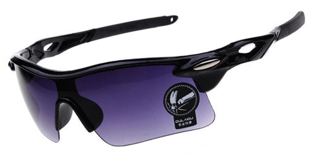 fahrrad sport sonnenbrille schwarz. Black Bedroom Furniture Sets. Home Design Ideas