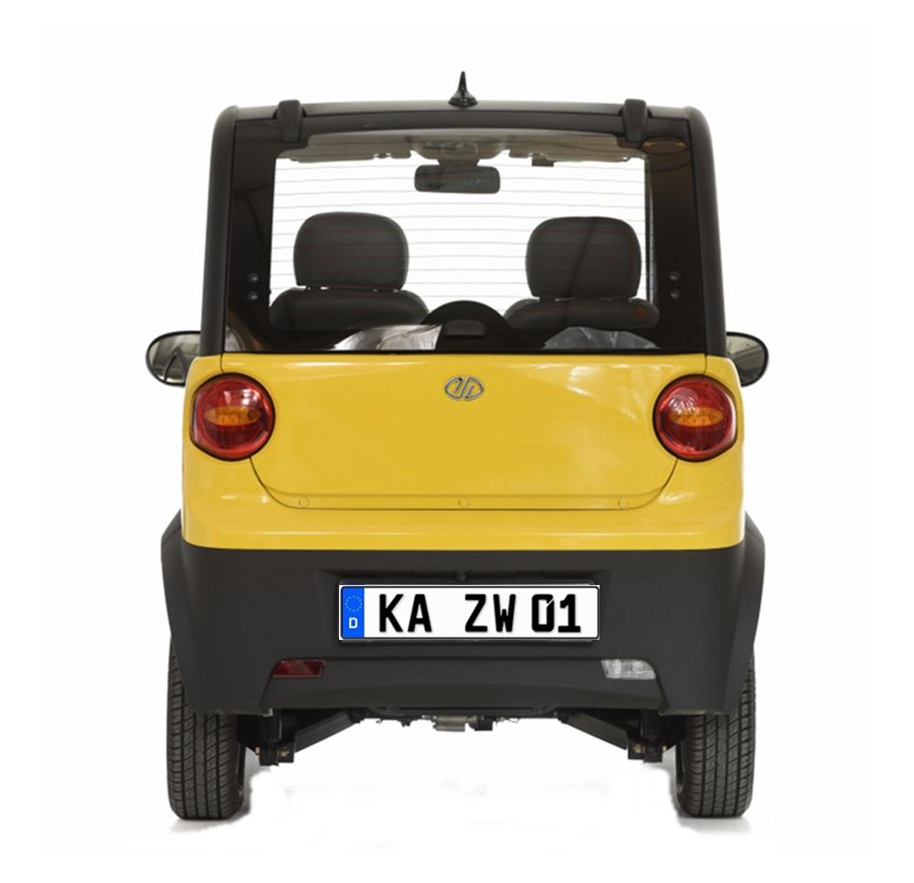 Rollermobil oder Kabinenroller ist ein Kleinstwagen