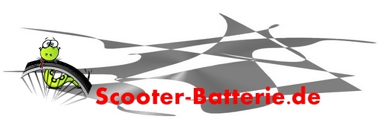 Kabinenroller Batterien - Mobilität Elektroroller auf 4 rädern.